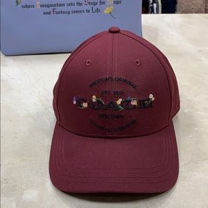 NWT COACH WOMEN'S HAT